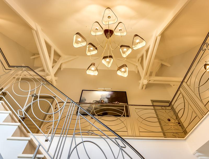 10-Vue escalier