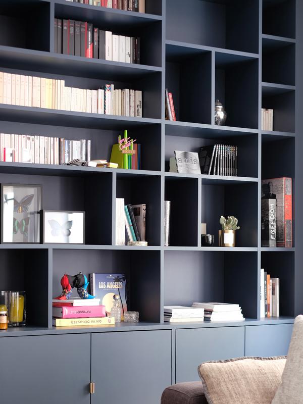 Bonne Nouvelle focus bibliothèque