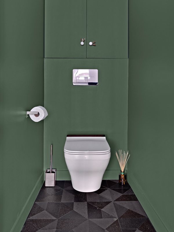 Bonne Nouvelle WC